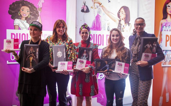 Barbie Awards -vincitrici 2016 A