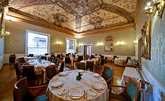 Grand Hotel Majestic Ristorante I Carracci580