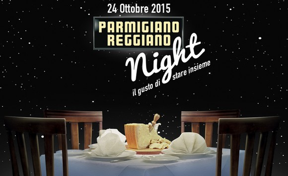 Parmigiano Reggiano Night 2015A