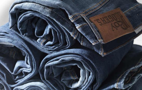 Roy Rogers CANDIANI denim
