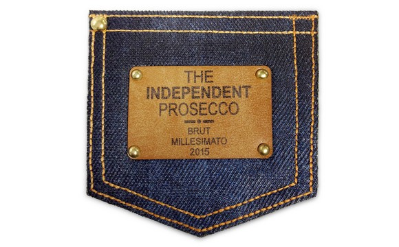 The Independent Prosecco  Denim Edition580