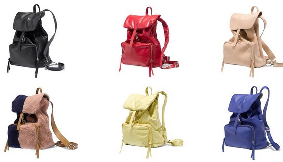 ilda backpack zanellato580