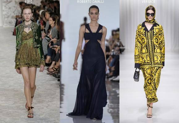 moda donna milano primavera estate2018 580C. I cortocircuiti emozionali di  Gucci disegnati da Alessandro Michele che mescolano riti sacri e profani ... 98fea6c216e
