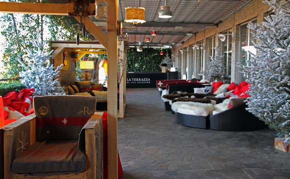 terrazza PalestroSwiss Winter Lounge580
