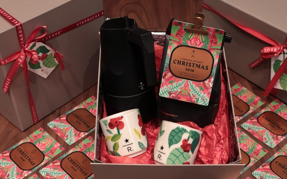 Starbucks Christmas 2018 580