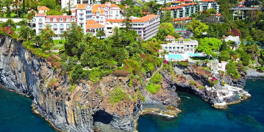 The Art of Flavours al Belmond Reid's Palace di Madeira