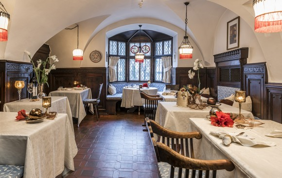 Chef Peter Girtler incanta all\'Hotel Stafler di Vipiteno ...