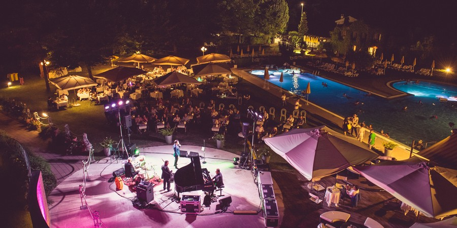 Jazz By The Pool a Montegrotto Terme, fino al 30 agosto