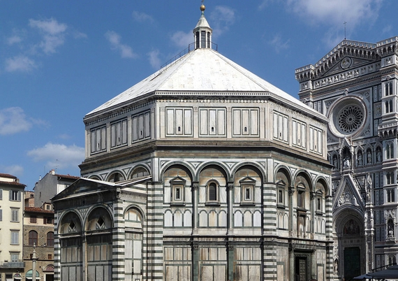 Battistero Firenze 580
