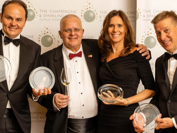 Trofei Sparkling Wine Producer of the YeAR 570