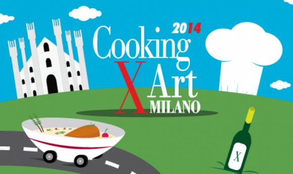 cooking for art milano580