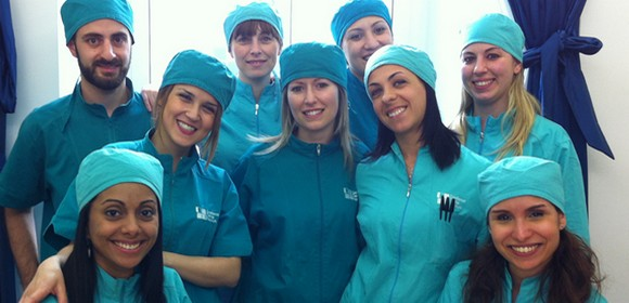 edn martelli Microdentistry staff