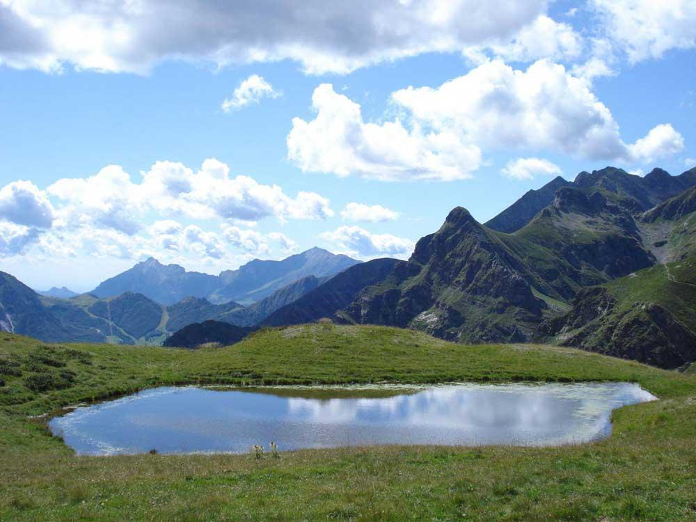 Orobie bergamasche l 39 armonia for Le piu belle baite in montagna